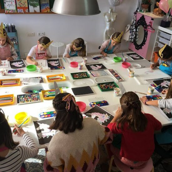 Summer Art Club for Big Minds