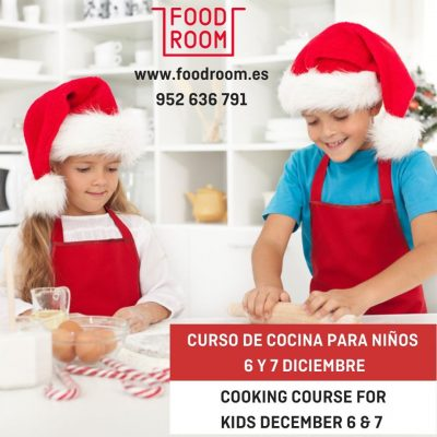 Christmas Cooking Course - Food Room