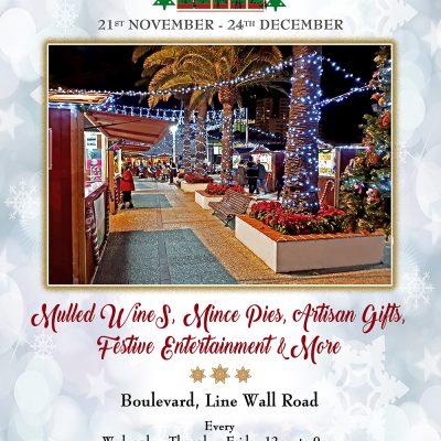Gibraltar Christmas Market 2019