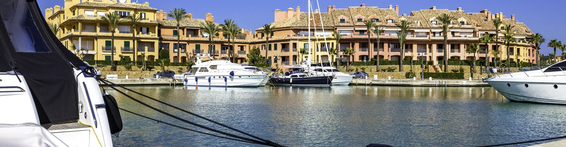 The history and local areas of Sotogrande