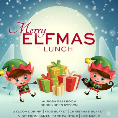 Merry Elfmas Lunch