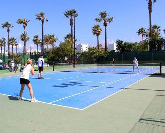 The Octagon Padel Tennis Club