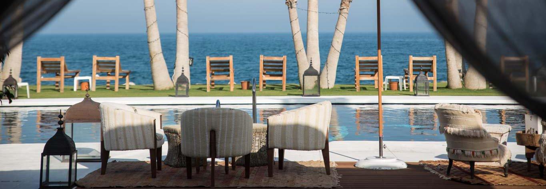 Trocadero Beach Club Restaurant